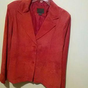 Uniform Petite John Paul Richardson leather